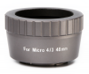 Micro 4/3 48mm T mount for Olympus - Space Gray