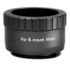 48mm T mount for Sony E - Black