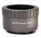 48mm T mount for Sony E - Space Gray
