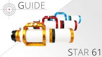 Guide Star 61 (Soft Carry Case included)
