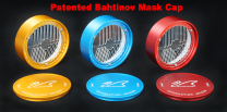 Innovative Bahtinov Mask Cover (Patented) for WO 70 Series Telescopes