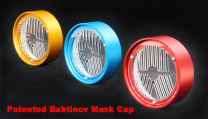 New Innovative Bahtinov Mask Cover (Patented) for WO FLT132