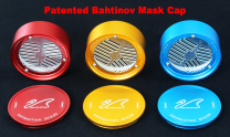 Innovative Bahtinov Mask Cover for WO Z61