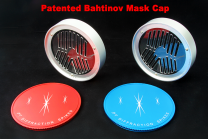 New Innovative Bahtinov Mask Cover (Patented) for Takahashi FSQ106 Telescopes