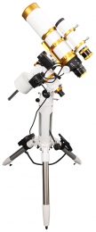 WO-EQ35 Equatorial Mount & A-F81GTII Package (P-FLAT6AII & Guider Scope Included)