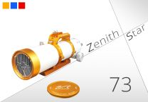 All New Zenithstar 73 APO
