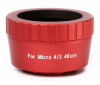 Micro 4/3 48mm T mount for Olympus -Red