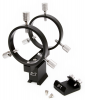 Vixen style Finder Mounting Bracket for RedCat only - Black Base